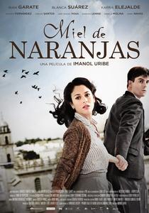 Mel de Laranjas - Poster / Capa / Cartaz - Oficial 1