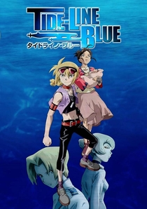 Tide-Line Blue - Poster / Capa / Cartaz - Oficial 1