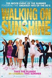 Walking On Sunshine - Poster / Capa / Cartaz - Oficial 1