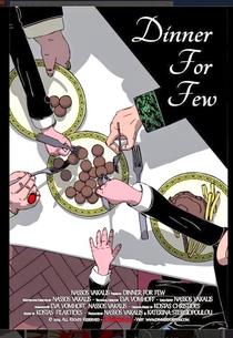 Jantar Para Poucos - Poster / Capa / Cartaz - Oficial 1