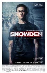 Snowden - Herói ou Traidor - Poster / Capa / Cartaz - Oficial 1