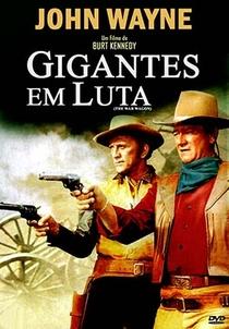 Gigantes em Luta - Poster / Capa / Cartaz - Oficial 8