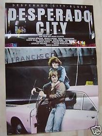 Desperado City - Poster / Capa / Cartaz - Oficial 1