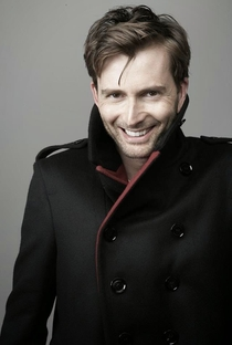 David Tennant - Poster / Capa / Cartaz - Oficial 1