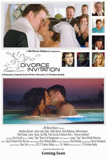 Um Convite de Divórcio - Poster / Capa / Cartaz - Oficial 7