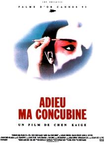 Adeus, Minha Concubina - Poster / Capa / Cartaz - Oficial 17