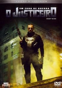 O Justiceiro: Em Zona de Guerra - Poster / Capa / Cartaz - Oficial 2