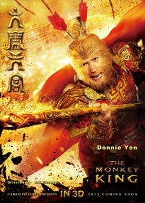A Lenda do Rei Macaco: Tumulto no Reino Celestial - Poster / Capa / Cartaz - Oficial 4