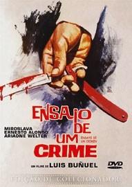 Ensaio de um Crime - Poster / Capa / Cartaz - Oficial 2