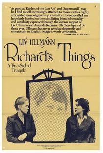 Richard's Things - Poster / Capa / Cartaz - Oficial 1