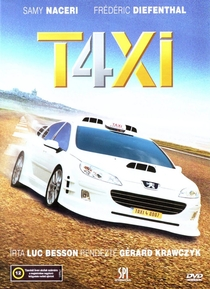 Taxi 4 - Poster / Capa / Cartaz - Oficial 5