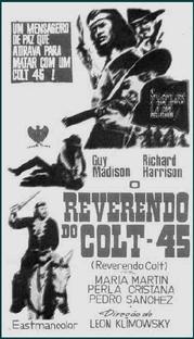 Reverendo Colt - Poster / Capa / Cartaz - Oficial 5