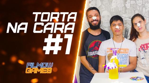 TORTA NA CARA! #1 | Filmow Games