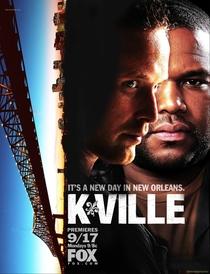 K-Ville - Poster / Capa / Cartaz - Oficial 2