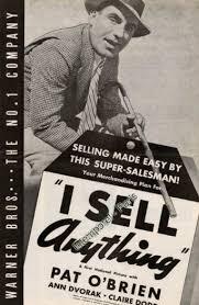 I Sell Anything - Poster / Capa / Cartaz - Oficial 1