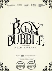 The Boy in The Bubble - Poster / Capa / Cartaz - Oficial 2