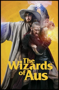 The Wizards of Aus - Poster / Capa / Cartaz - Oficial 1