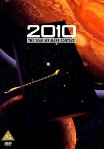 2010 - O Ano Em Que Faremos Contato - Poster / Capa / Cartaz - Oficial 1