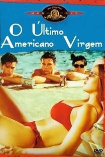 O Último Americano Virgem - Poster / Capa / Cartaz - Oficial 4