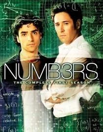 Numb3rs ( 1ª temporada) - Poster / Capa / Cartaz - Oficial 1