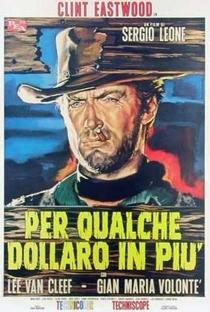 Por uns Dólares a Mais - Poster / Capa / Cartaz - Oficial 2