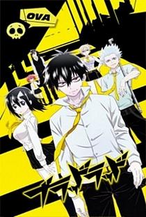 Blood Lad OVA - Poster / Capa / Cartaz - Oficial 1