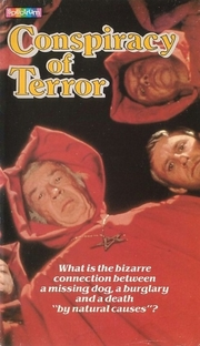 Conspiração do Terror - Poster / Capa / Cartaz - Oficial 2