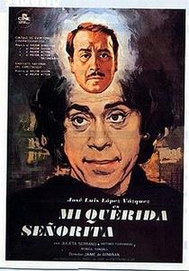 Mi Querida Señorita - Poster / Capa / Cartaz - Oficial 1
