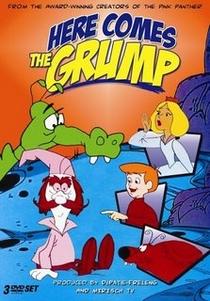 Grump, o Feiticeiro Trapalhão - Poster / Capa / Cartaz - Oficial 1
