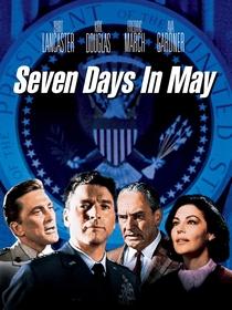 Sete Dias de Maio - Poster / Capa / Cartaz - Oficial 4