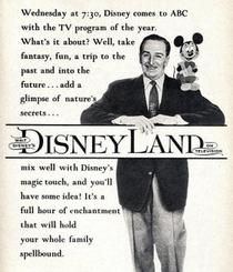 Abertura Disneylândia (20ª Temporada) - Poster / Capa / Cartaz - Oficial 1