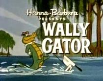 O Crocodilo Wally - Poster / Capa / Cartaz - Oficial 2