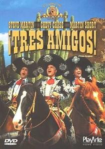 Três Amigos! - Poster / Capa / Cartaz - Oficial 3