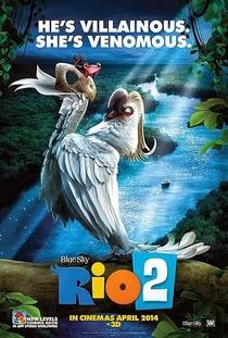 Rio 2 - Poster / Capa / Cartaz - Oficial 6