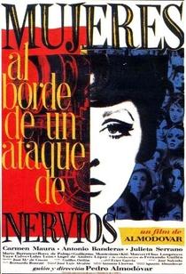 Mulheres à Beira de um Ataque de Nervos - Poster / Capa / Cartaz - Oficial 3
