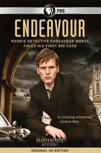 Endeavour - O Julgamento Final - Poster / Capa / Cartaz - Oficial 3