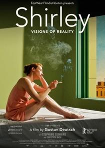 Shirley - Visões da Realidade - Poster / Capa / Cartaz - Oficial 1