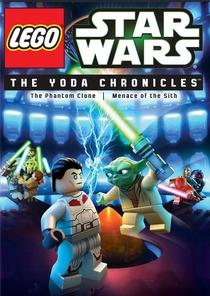 Lego Star Wars: As Crônicas de Yoda - O Clone Fantasmagórico - Poster / Capa / Cartaz - Oficial 2