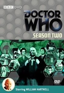 Doctor Who (2ª Temporada) - Série Clássica - Poster / Capa / Cartaz - Oficial 1