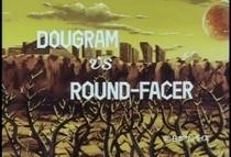 Dagram vs. Round-Facer - Poster / Capa / Cartaz - Oficial 1