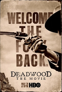 Deadwood: O Filme - Poster / Capa / Cartaz - Oficial 2