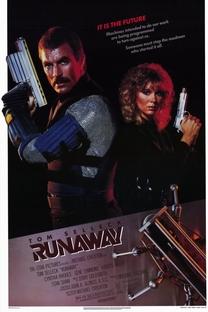 Runaway - Fora de Controle - Poster / Capa / Cartaz - Oficial 1