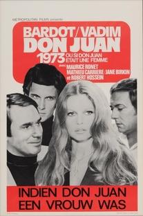 Se Don Juan Fosse Mulher - Poster / Capa / Cartaz - Oficial 8