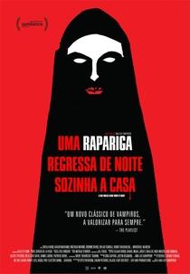 Garota Sombria Caminha Pela Noite - Poster / Capa / Cartaz - Oficial 12