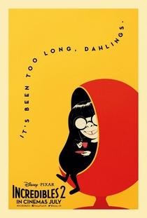 Os Incríveis 2 - Poster / Capa / Cartaz - Oficial 15