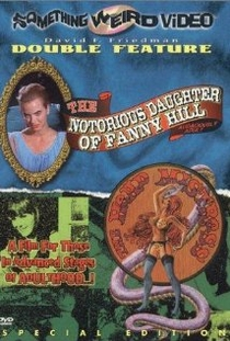 The Notorious Daughter of Fanny Hill - Poster / Capa / Cartaz - Oficial 1