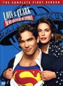Lois & Clark: As Novas Aventuras do Superman (1ª Temporada) - Poster / Capa / Cartaz - Oficial 1