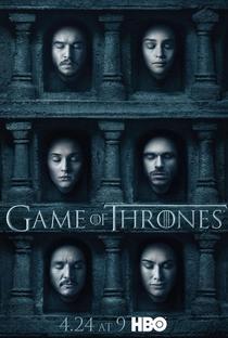 Game of Thrones (6ª Temporada) - Poster / Capa / Cartaz - Oficial 1