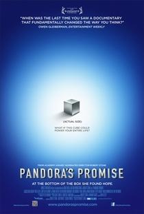 Promessa de Pandora - Poster / Capa / Cartaz - Oficial 1