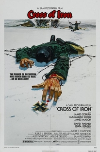 A Cruz de Ferro - Poster / Capa / Cartaz - Oficial 1